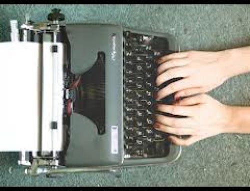 12 λόγοι για ν' αρχίσετε να γράφετε