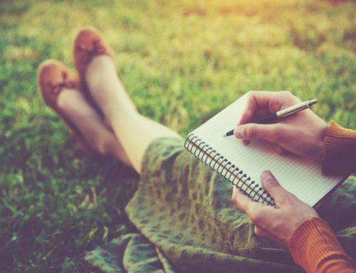 Λέξεις και βήματα: Τα οφέλη από το γράψιμο στη φύση